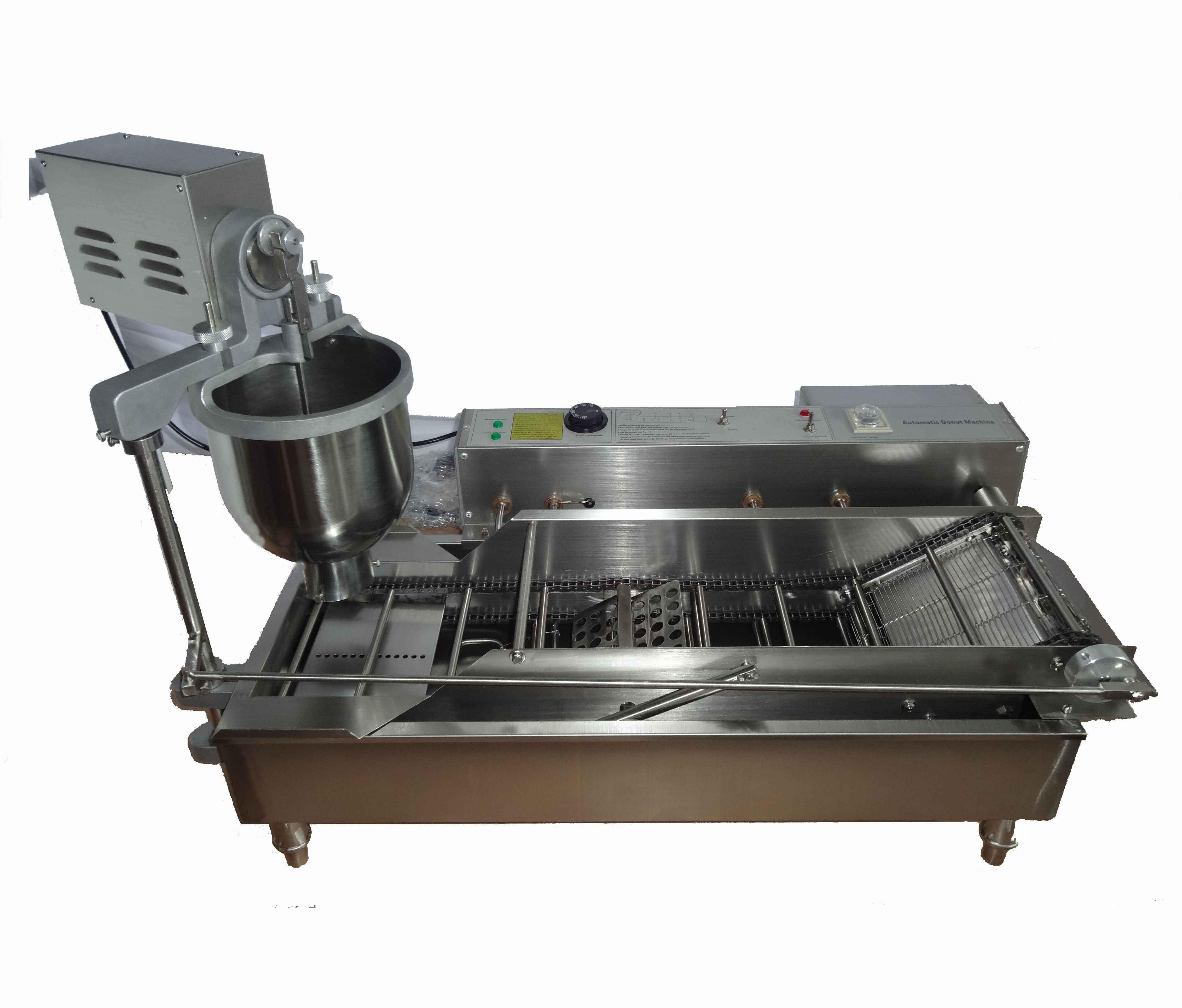 Kingma Ware Co Ltd New Condition Automatic Mini Donut Machine