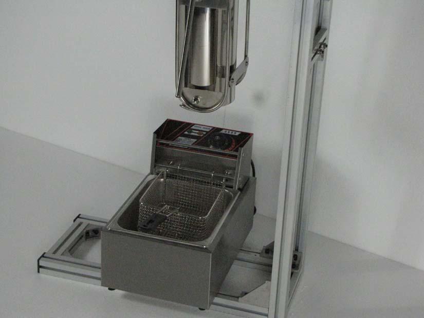 Kingma Ware Co Ltd 5l Churros Making Machine With 6l