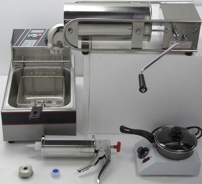 Meat And Meat Products Co Ltd In Hong Kong Contact Email Co Hk Mail: 12L Churro Filler Machine