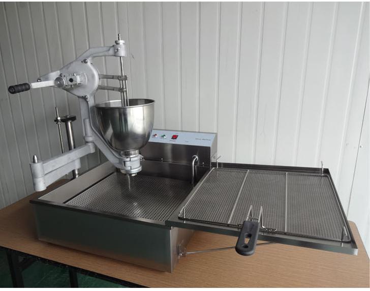 Kingma Ware Co Ltd T102 Mini Commercial Manual Donut Maker